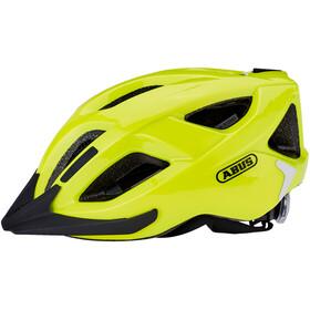 ABUS Aduro 2.0 Casco, neon yellow
